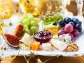 Сырная тарелка на Новый год: Как приготовить