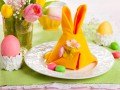 Сервировка на Пасху: идеи декора праздничного стола