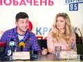 Вера Брежнева рассказала о поцелуе с Владимиром Зеленским