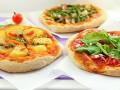 Постная мини-пицца: Три вкусных рецепта