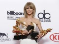 Billboard Music Awards 2015: Тейлор Свифт получила восемь статуэток