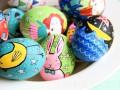 Сказочные идеи украшения пасхальных яиц (фото)