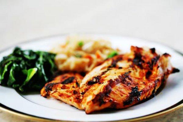 Рецепт                  ТОП-3 блюд из курицы на гриле