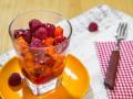 МастерШеф 6: десерт с тыквой и малиной от Евгения Клопотенко