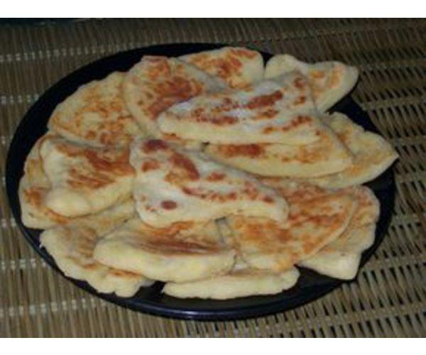 Рецепт                  Картофельный хлеб