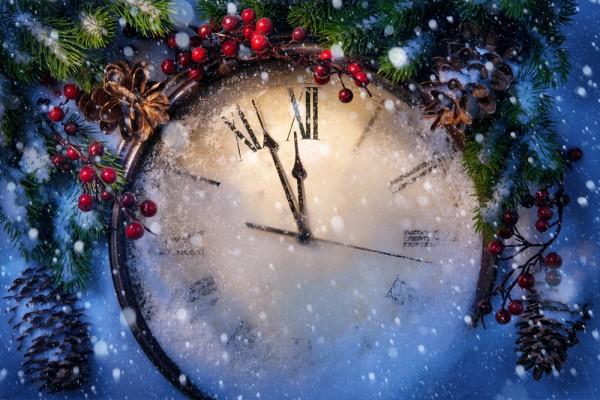 Прикольные новогодние пожелания
