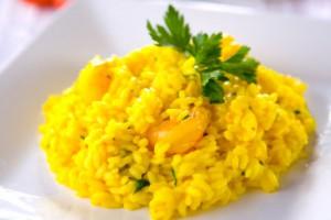 Ризотто - популярное блюдо итальянской кухни
