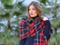 Модная осень: Стильные образы с шарфами