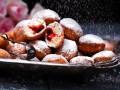 Как приготовить пончики с повидлом