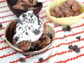 Как сделать шоколадные чашечки для десертов