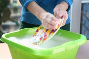 Чтобы мыть посуду было веселее, она обязательно должна быть красивой