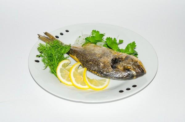 Рецепт                  Запеченная рыба по-провански