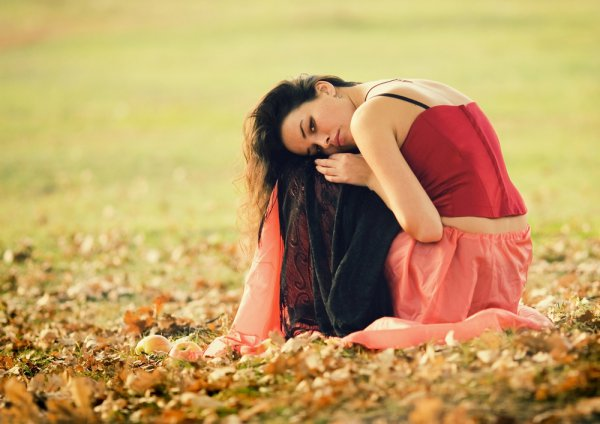 Главное, чтобы рядом с пессимистом ты сама не перестала радоваться жизни