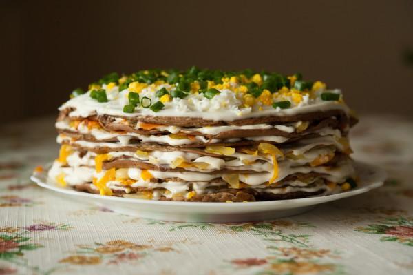 торт здоровое питание