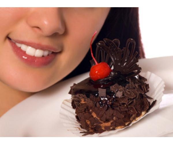 Шоколад диете не помеха!