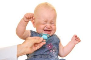 Ребенок имеет право плакать, когда ему грустно, когда он устал, обижен или просто так