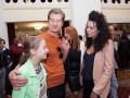 Каменских, Анна Завальская и Юрий Никитин посетили премьеру нового театра