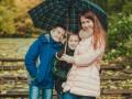 Елена Шевчук о семье: Мы привыкли начинать день с молочных продуктов