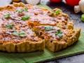 Грибной пирог: Три осенние идеи