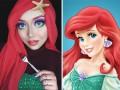 Принцессы Диснея в хиджабе: мусульманка перевоплощается в мультгероинь