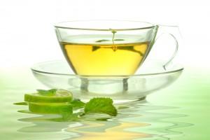 Зеленый чай стимулирует молочную железу