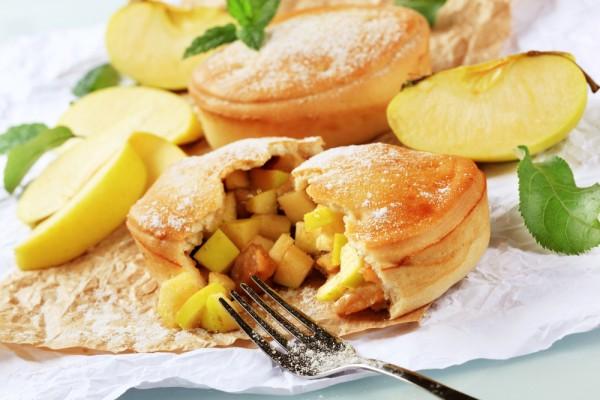 Рецепт                  Сочники с яблоками