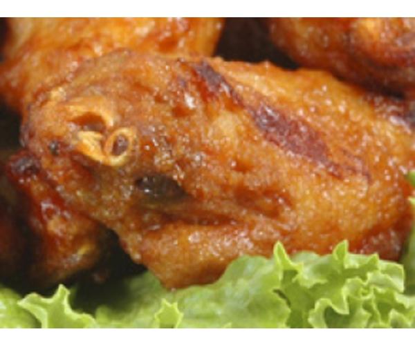 Рецепт                  Жаренные куриные бедрышки