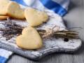 Как приготовить лавандовое печенье на День Валентина