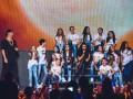 Концерт Потапа и Насти: дочь Евгения Кошевого спела с артистами на сцене