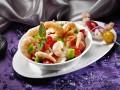 Новогодние салаты: ТОП-5 рецептов с креветками