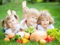 Как организовать питание ребенка-вегетарианца