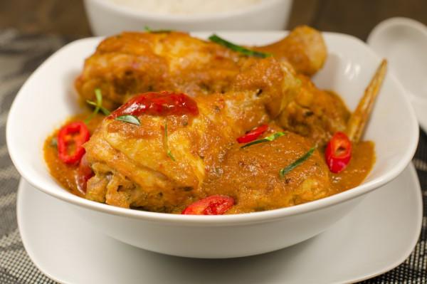 Рецепт                  Паэлья с куриными ножками