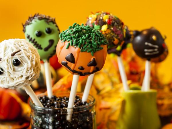 Рецепт                  Детские пирожные на Хэллоуин