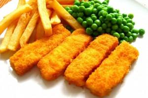 Жареная рыба с картофелем - традиционное блюдо английской кухни