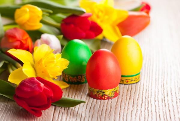 Яйцо – пасхальный символ