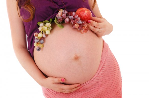 Ягоды во время беременности