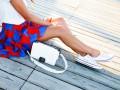 Делаем ноги стройными: упражнения от Аниты Луценко