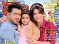 Ани Лорак вместе с мужем и дочкой появилась на обложке журнала