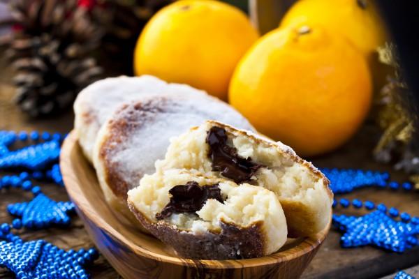 Рецепт                  Сырники с рисом и шоколадом