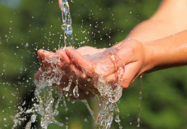 Вода для рук