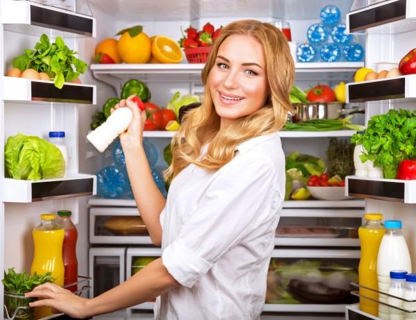 Узнай, какие продукты должны быть в твоем холодильнике