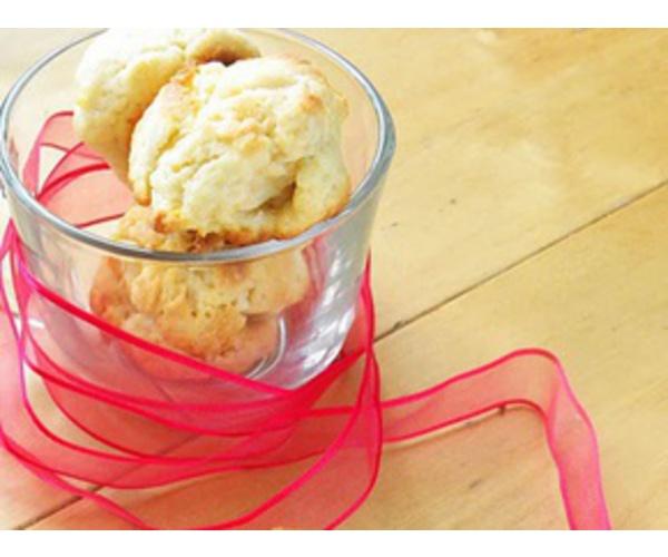 Рецепт                  Осеннее яблочное печенье