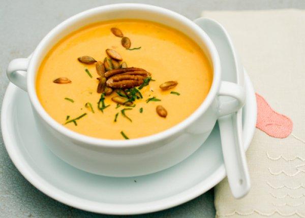 Рецепт                  ТОП-3 аппетитных рецепта крем-супа