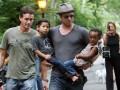 Охранник Питта и Джоли: Я был как отец для их детей