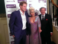 Lady GaGa встретилась с принцем Гарри