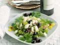 Рецепты на 8 марта: Виноградный салат с брынзой