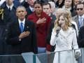Инаугурация Трампа: гимн США исполнила певица с украинскими корнями