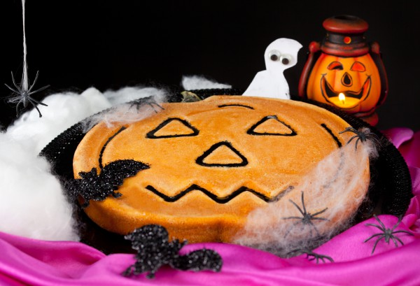 Рецепт                  Тыквенный чизкейк на Хэллоуин