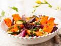 Салат из запеченной тыквы: Три осенние идеи