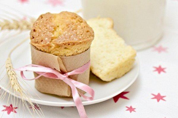Рецепт                  Завтрак выходного дня: Сливочные кексы